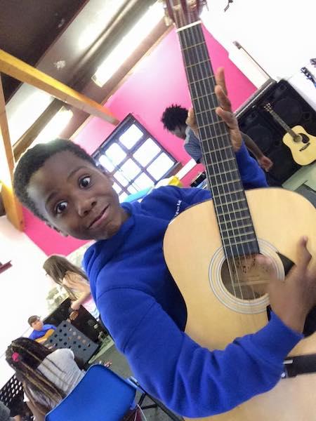 Eliel guitar