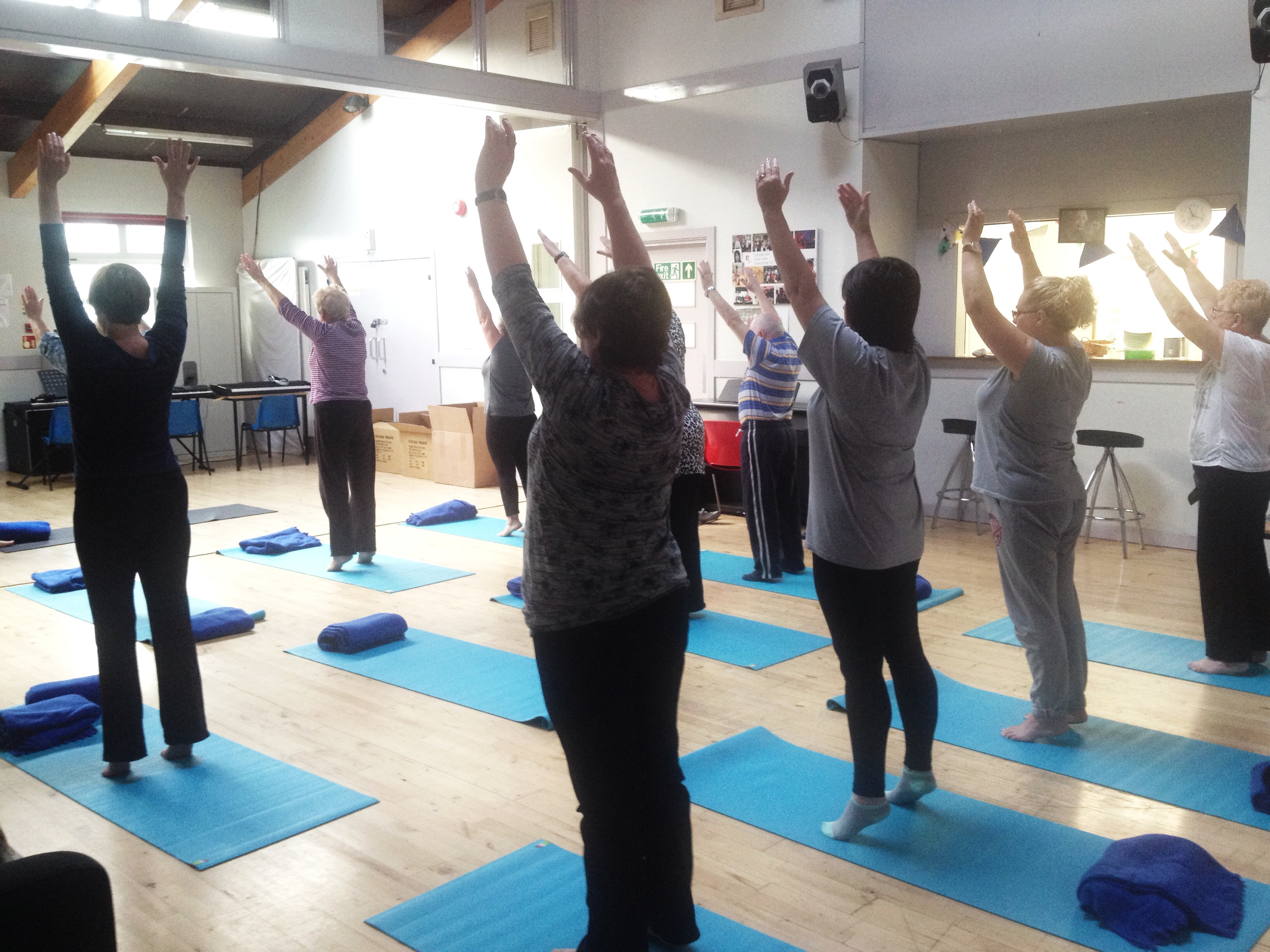 yoga 26 Oct 15