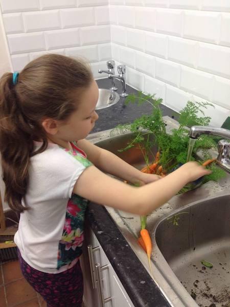 Gabby Carrots